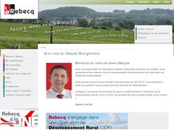L'amélioration de la démocratie locale dans le programme du MR de Rebecq