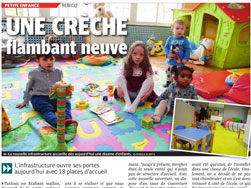 Article de la Capitale - 28-06-2016 - MR de Rebecq